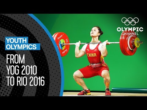 Deng Wei - The Weightlifter Going from Youth Olympic to Olympic Gold | Youth Olympic Games