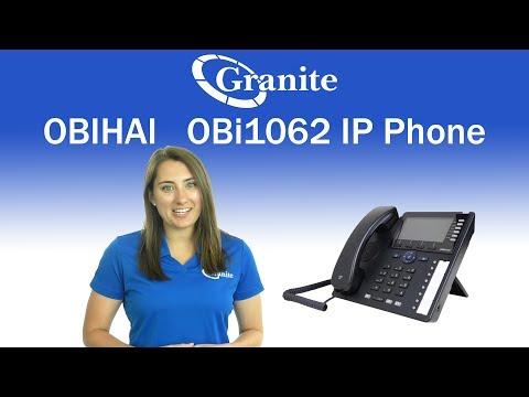 Obihai OBI1062 How to place and retrieve calls from call park