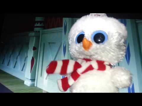 Frozen - DO YOU WANT TO BUILD A SNOWMAN?