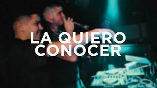 La Quiero Conocer - L Gante, Dj Lauuh (audio)