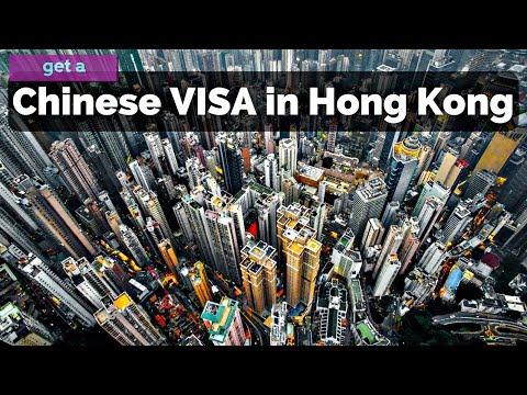 Get a Chinese VISA in Hong Kong / Is Hong Kong China?
