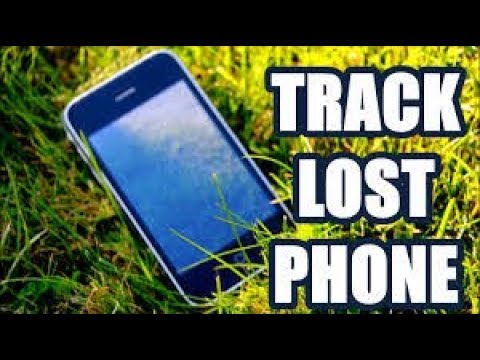 how to find lost phone in house