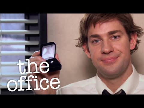Preparing For A Proposal  - The Office US