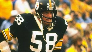 #29: Jack Lambert | The Top 100: NFL's Greatest Players (2010) | NFL Films