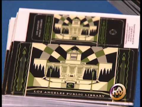Artist Library Card