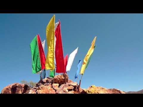 Prayer Flags - Mantra sung by Khentrul Lodro Thaye Rinpoche