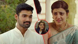 Janaki Nayakan Malayalam Movie Scenes   Kajal Agarwal Cheats Bellamkonda Srinivas For Property