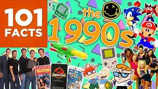 101 Facts About The 1990s
