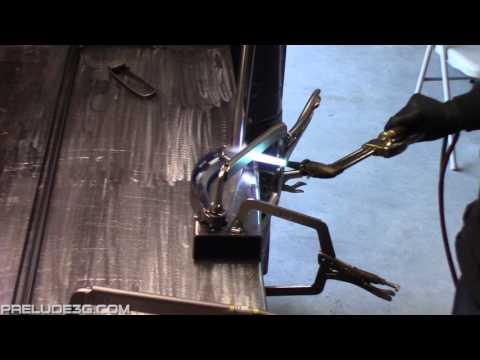 FABRICATION: Sway Bar Fabrication Time Lapse