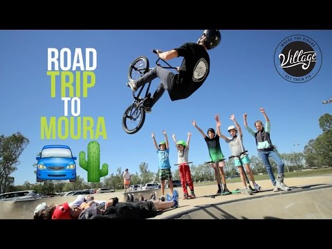 BMX ROADTRIP TO MOURA!!