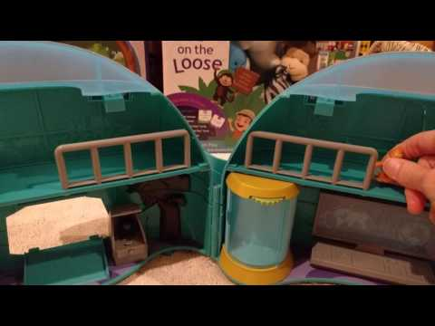 Wild Kratts Tortuga Play Set Toy Review