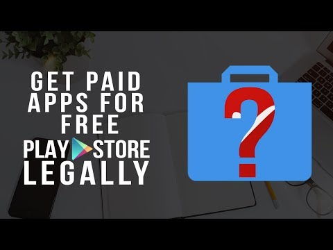How to Download PAID/Premium Apps and Games For Free On Android - LEGALLY ACEPTED!!!
