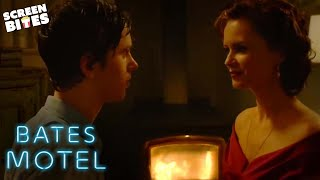 Norman Won't Be Seduced! | Bates Motel | SceneScreen