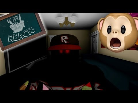 GUEST 666 (A ROBLOX Horror Story) - Part 2 (Reaction) | Thinknoodles Reacts