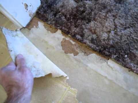 How To Remove Old Linoleum