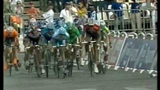 Thor Hushovd - all stage wins from TDF (2002-2009)