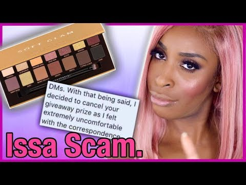 Jackie Aina Giveaway Scam: She's Cancelled.