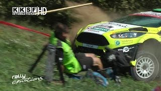 WRC 73rd PZM Rally Poland 2016 - JUMPS, CRASH, MAX ATTACK