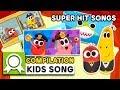 LARVAKIDS SUPER HIT SONGS TOP5 12MIN LARVA KIDS SUPER BEST SONGS FOR KIDS