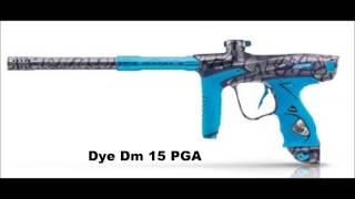 Top 5 paintball guns