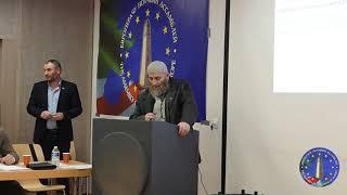Второй съезд Ассамблеи Чеченцев Европы 22.02.2020 : часть 2 / 2