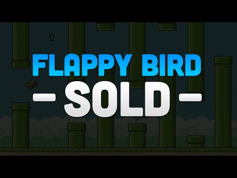 FLAPPY BIRD SELLS FOR £6,000,000 ON EBAY ! (Buy Flappy Bird On Ebay For New High Score)