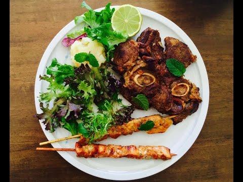 Fiji Style BBQ 4K