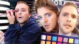 Boyfriend Makeup Battle