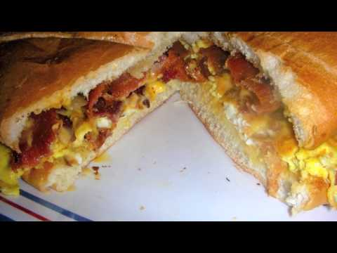 Bacon Breakfast Sandwich Recipe