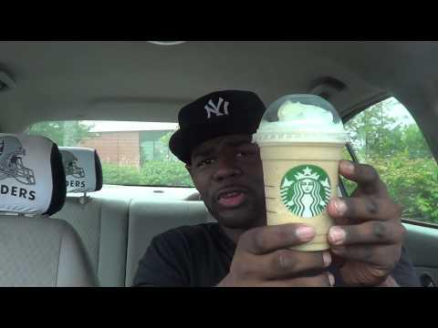Starbucks White Chocolate Mocha Frappuccino