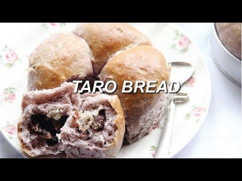 Taro Bread Recipe