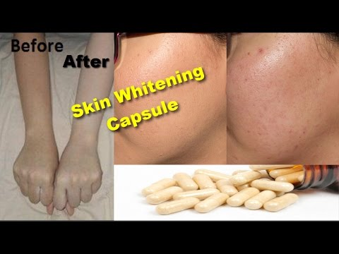Skin Whitening Capsule | Get Instant White & Glowing Skin | Secret Remedy