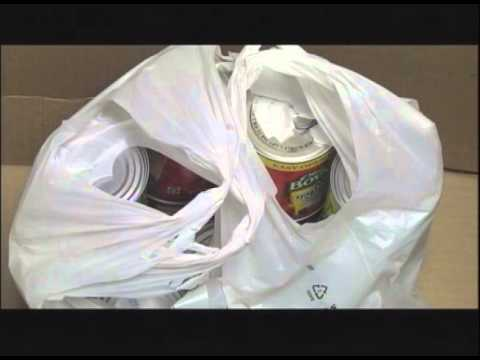 AK Ammo holding canned food drive