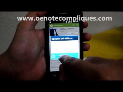 Liberar Samsung Captivate gratis [HD]