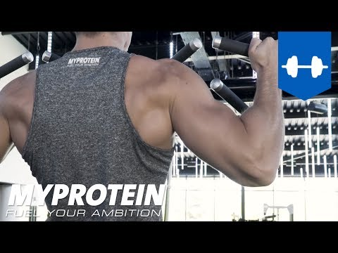 5 Best Exercises For A Wider Back With Vitruvian Physique | Myprotein.com