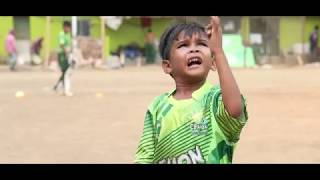 Bangladeshi Little Cricketer Nafiul Khan