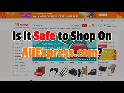 Is it Safe to Shop on AliExpress.com?