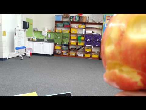 Apple Puppet