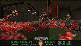 Doom 2: SlaughterMAX [smax wad]: Power Overwhelming (Map32
