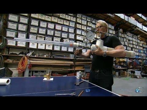 Ping Pong POP   MythBusters