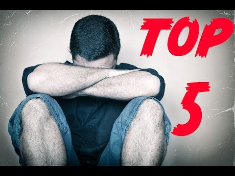 Top 5 Mental Health Problems (WARNING SIGNS)