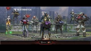 Quake Champions Gameplay DEATH KNIGHT