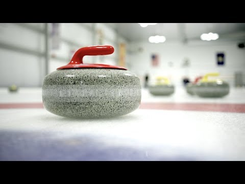 Curling Club Brings Winter's Quirkiest Sport to Yale