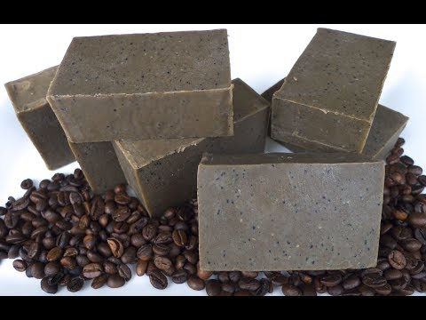 HOMEMADE SOAP FOR SKIN WHITENING | get healthy glowing crystal clear skin