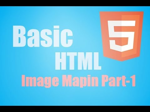 How to create clickable image mapping html part-1
