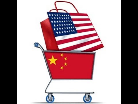 Buying from China and selling abroad online