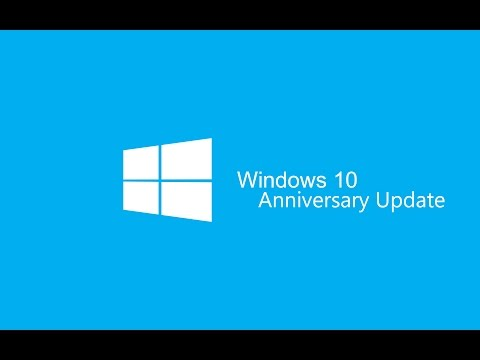 Finding the Windows 10 Anniversary Update and Upgrading to it