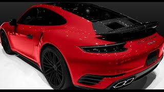 2017-2018 Porsche 911 Turbo - Exhaust Note