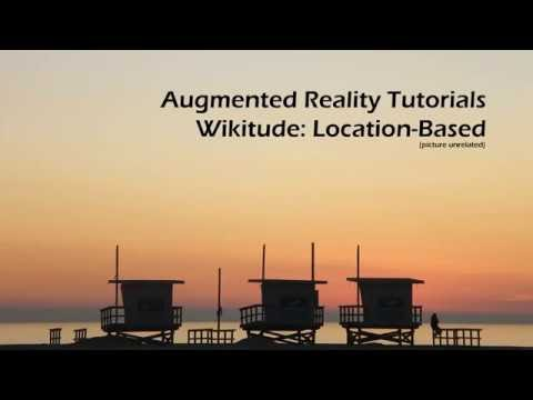 Wikitude: Location-Based AR (Basics)