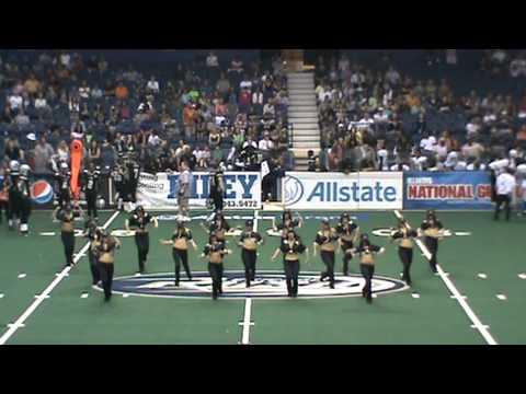 2012 Chicago Adrenaline Rush Dancers